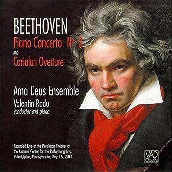 Beethoven Piano Concerto No. 3  (Live)