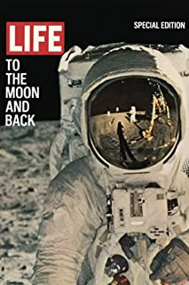 Pyramid America Time Life to The Moon & Back Astronaut Magazine Cover 1969 Cool Wall Decor Art Print Poster 24x36