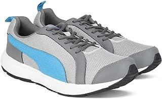 Puma Men's Grey Rambo Idp Quarry Ocean Shoes -9UK