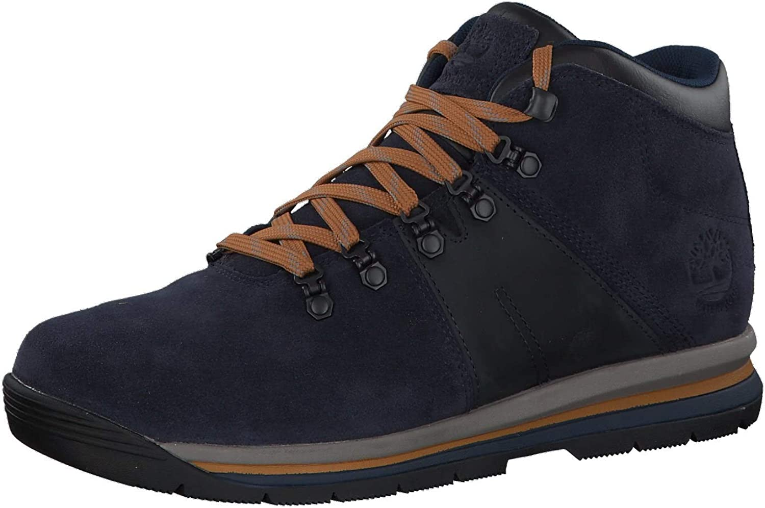 Timberland GT Rally Mid Leather WP WP WP Shoes Men Navy Suede 2018 Schuhe B07HQ3KR5R  32d781