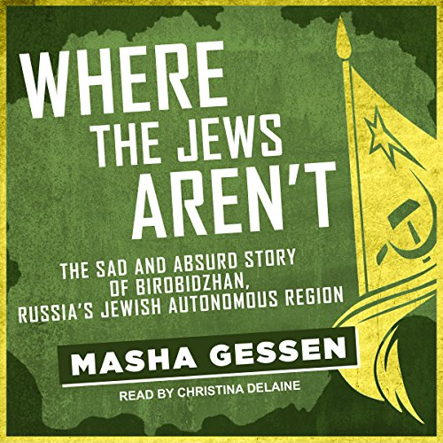 Where the Jews Aren't audiobook cover art