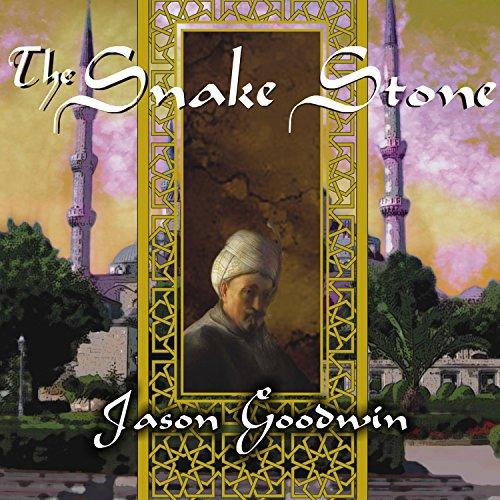The Snake Stone audiobook cover art