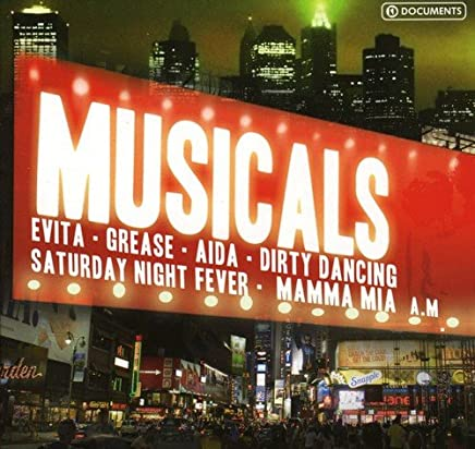 MUSICALS: The Lion King, Grease, Dirty Dancing, Saturday Night Fever, Mamma Mia, ...