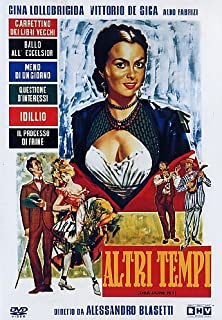 In Olden Days ( Altri tempi ) ( Infidelity ) [ NON-USA FORMAT, PAL, Reg.0 Import - Italy ]