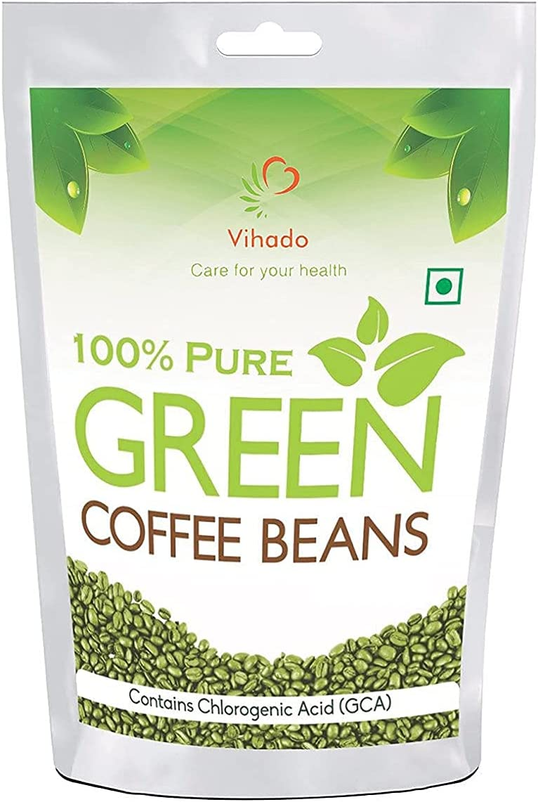 Horizen Vihado Organic Green lowest price Bargain Gm 100 Coffee Beans
