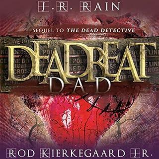 Deadbeat Dad audiobook cover art