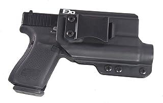 Fierce Defender IWB Kydex Holster Glock 19 23 32 w/Streamlight TLR1 The Winter Warrior Series -Made in USA- GEN 5 Compatible