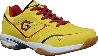 Gowin Smash Yellow Badminton Shoes