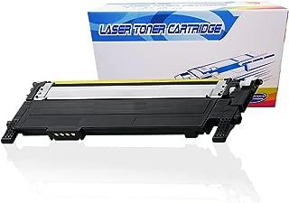 Inktoneram Compatible Toner Cartridge Replacement for Samsung CLP365 CLP-365 406S Y406S CLT-Y406S CLX-3305 CLX-3305FN CLX-3305FW Xpress C410W C460FW CLP-360 CLP-365 CLP-365W (Yellow)