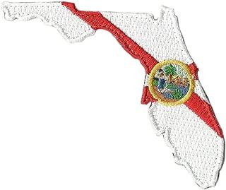 Die Cut Florida State Patch - 2