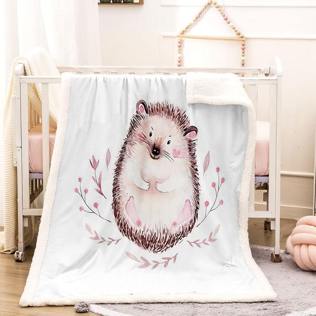 Reversible Fleece Overseas parallel import regular item All Ranking TOP20 Seasons Ultra Soft and Fox Warm Baby Cute