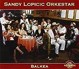 Songtexte von Sandy Lopicic Orkestar - Balkea