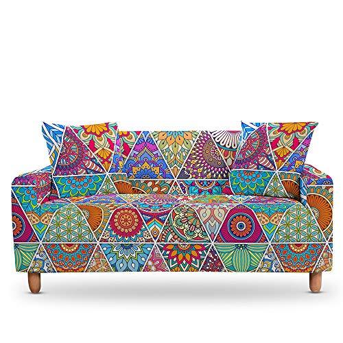 Stretch Sover Cover für Wohnzimmer Elastic Case für Sectional Sofa CoverUniversal Sessel Möbelbezüge, Farbe 8,3 Sitzer (190,230 cm)