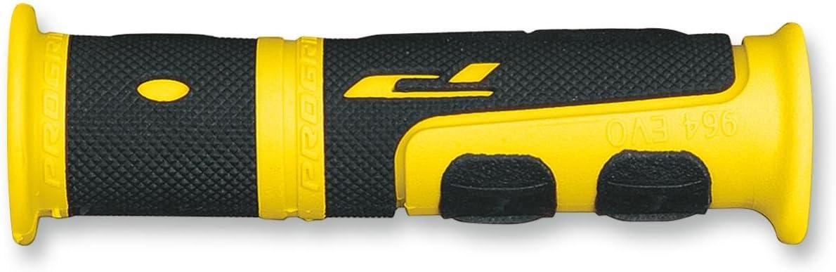 Pro Grip ATV Evo Grips Yellow Black Colorado Springs Mall Model 964 40% OFF Cheap Sale
