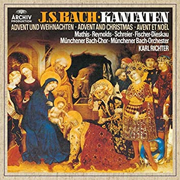 Bach, J.S.: Cantatas for Advent and Christmas