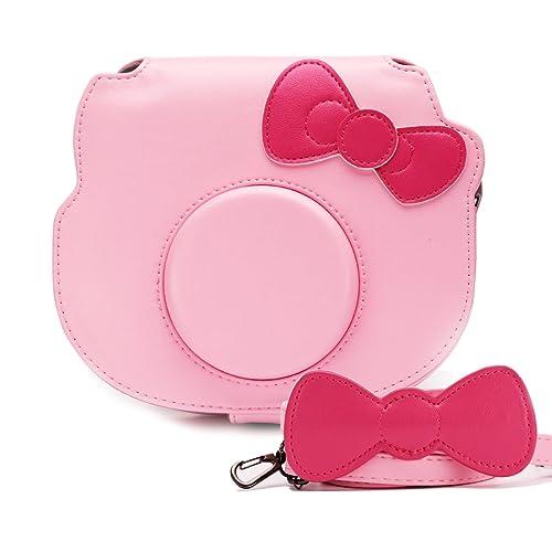 072d6692b9 Hellohelio Fujifilm Instax Mini Hello Kitty Instant Camera Case