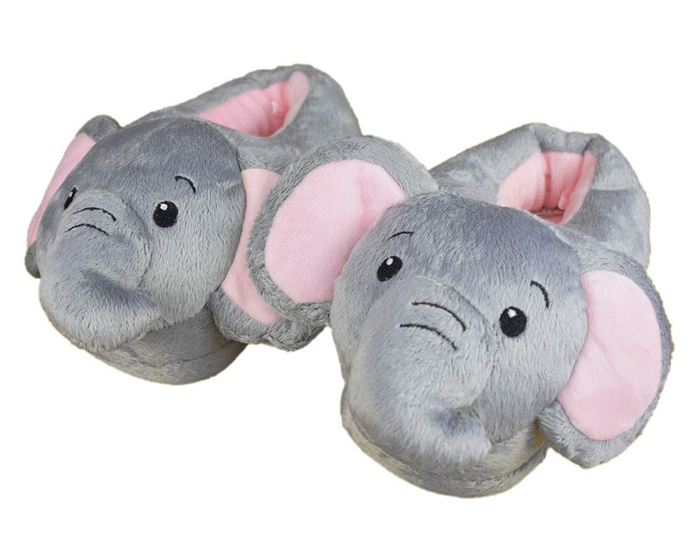 Image of Cute Elephant Slippers for Boys