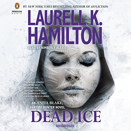 Dead Ice audiobook cover art