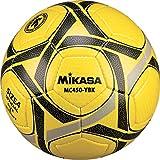 ミカサ(MIKASA) サッカーボール検定球4号(イエロー/ブラック) MC450-YBK YBK 4号球