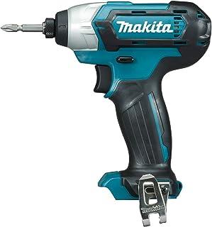 Makita TD110DZ slagnyckel 10,8 V (utan batteri, utan laddare), 10,8 V, petrol, (L x B x H) 153 x 66 x 223 mm