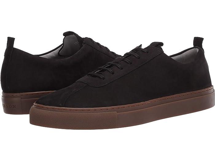 Grenson Nubuck Low Top Sneaker   6pm
