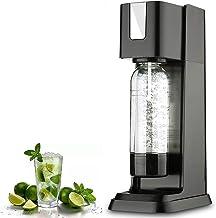 WSJMJ Machine à Eau Pétillante, Ensemble de Carbonatation de l'eau, Machine à Bulles de Soda Portable Machine à Bulles de ...
