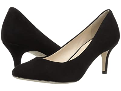 Cole Haan Ava Pump (Black Suede) Women
