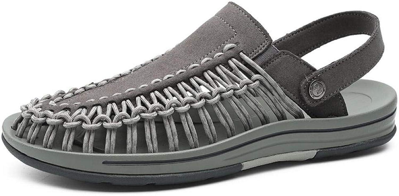 Outdoor-Sandalen Und Hausschuhe Sommersandalengewebte Sandalen Sommer Handgewebte Sandalen Hausschuhe Sommer