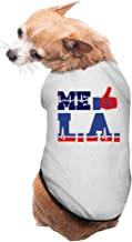 Vgd Me Encanta Los Angeles Typography Art Cute Dog T Shirt