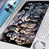 No/Brand 900x400mm Star Wars Gaming Mouse Pad XXL Computer Mousepad Super Large XL Rubber Speed Desk Keyboard Mouse Pad Desktop Gamer Mat|Mouse Pads|