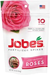Best fertilizer spikes for roses