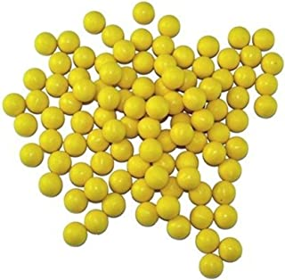 3Skull Re-Usable Rubber 68cal Reusable Balls Paintballs - 100 Rounds