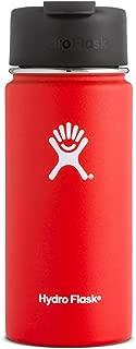Hydro Flask Travel Coffee Flask - 20 oz, Lava