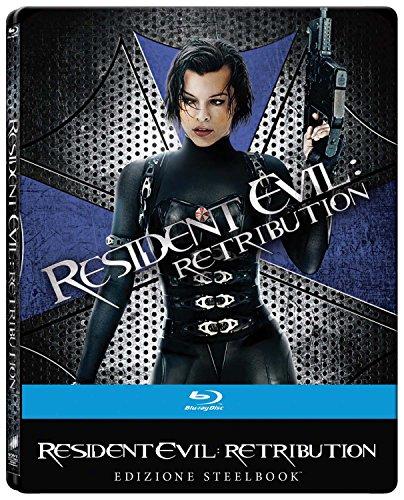 Resident Evil 5: Retribution (Steelbook Blu-Ray)