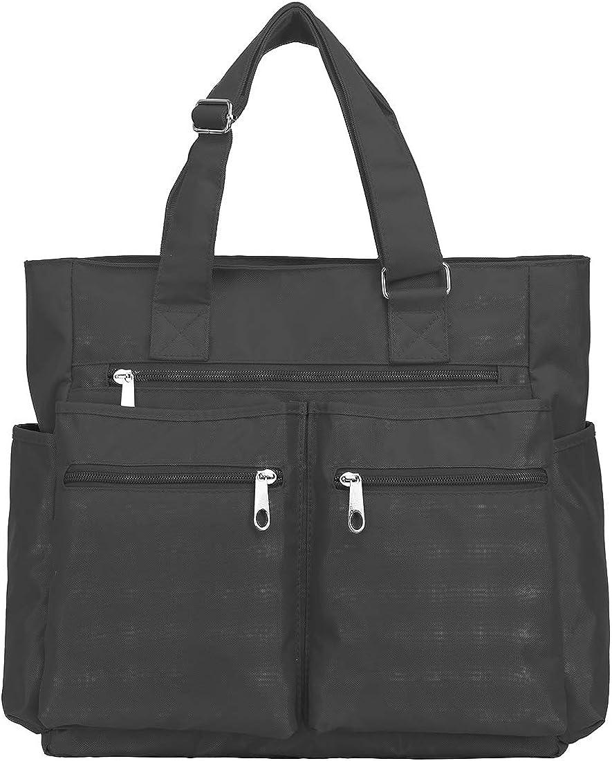 Canvas Tote Bag Waterproof Ranking Ranking TOP15 TOP15 Nylon Multi Lapt Shoulder Pocket Bags