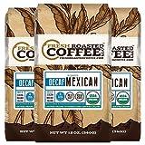 Fresh Roasted Coffee LLC, Organic Decaf Mexican Chiapas Coffee, Swiss Water Decaf, USDA Organic,...