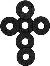 Guitar Heele Premium Strap Locks (3 Pair) - Black