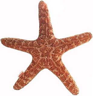 Roxanne's Cute Starfish Shaped Throw Pillows Plush Cusion Nap Pillow
