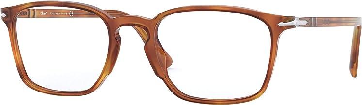 Persol GALLERIA PO 3227V TERRA DI SIENA 54/21/145 unisex Eyewear Frame