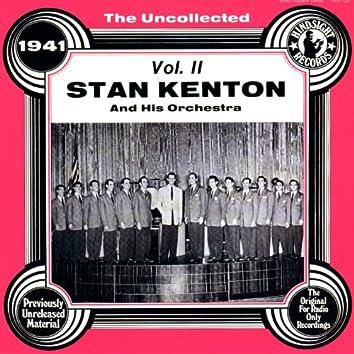 Stan Kenton & His Orchestra Vol 2 (1941)