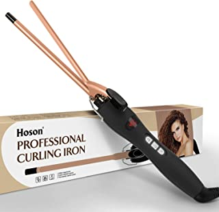 Best plugged in 3 8 curling iron Reviews