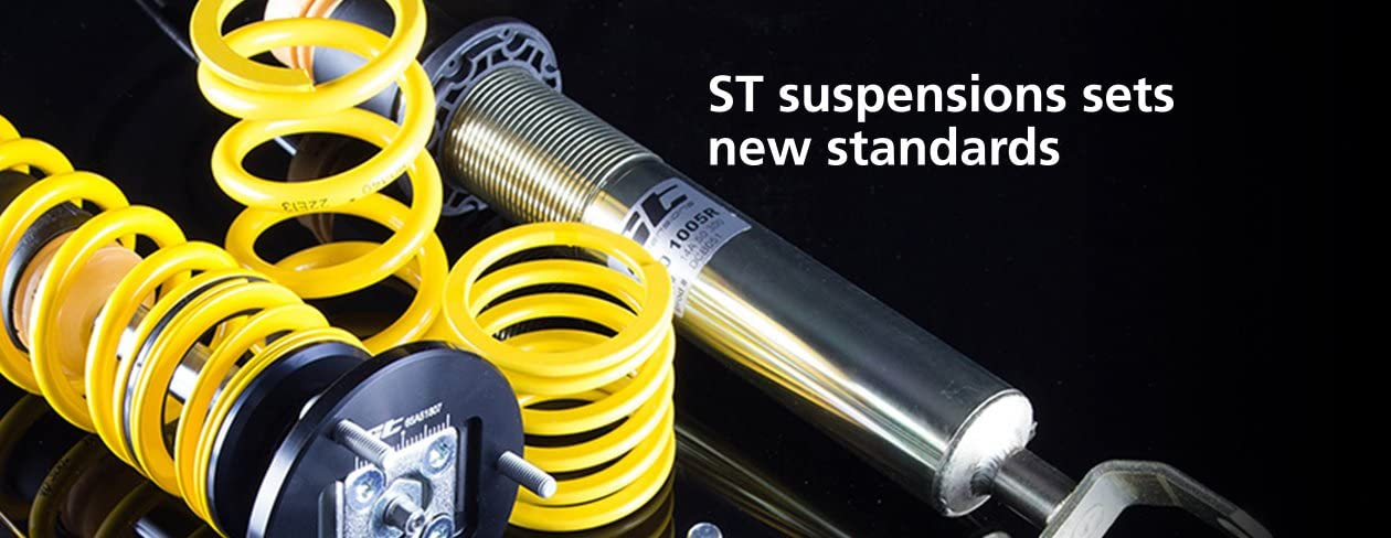 ST Cheap SALE Start Suspension 80108 SportTech Max 40% OFF Spring and Shock Kit fo