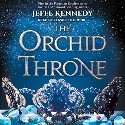The Orchid Throne cover art