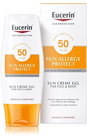 Eucerin Sun Allergy Protection Creme-Gel Spf50