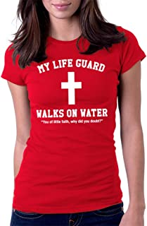 jesus is my lifeguard