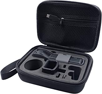 SKYREAT Hard Carrying Case Compatible with DJI Osmo Pocket Storage Pro...