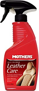 Mothers 656512 All-in-One Leather Care 12oz, 12 oz, 1 Pack