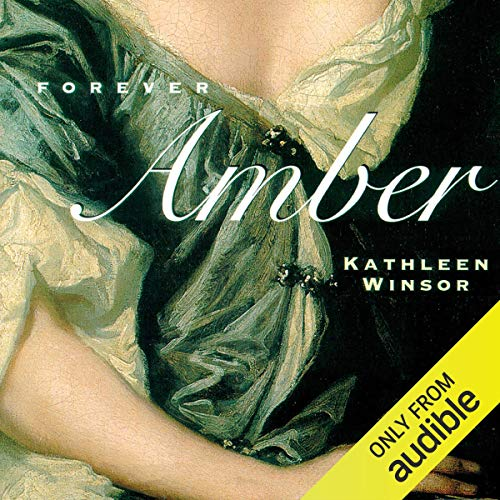 Forever Amber audiobook cover art