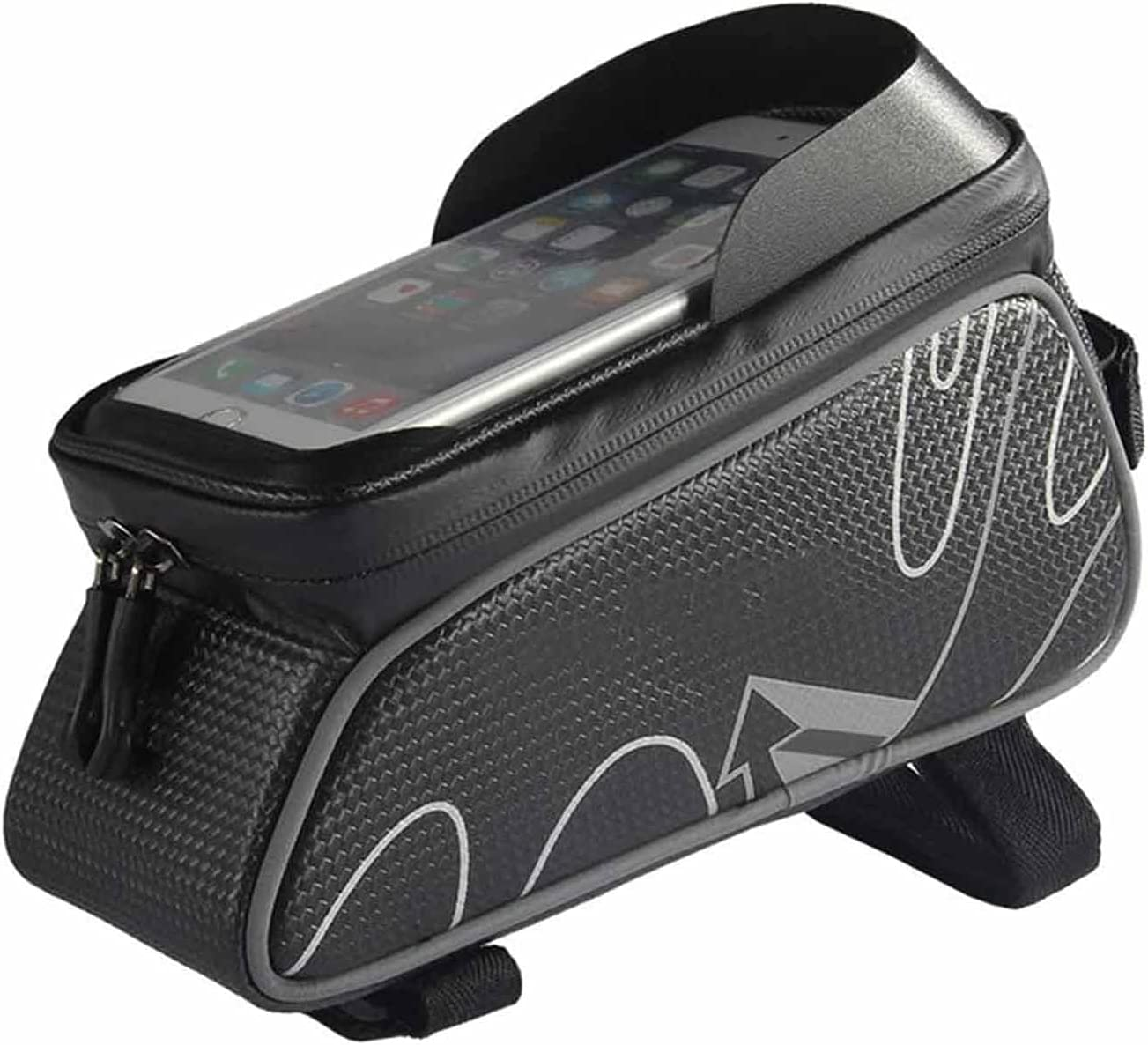 Linckry Bike Outlet SALE Front Storage Bombing new work Bag Top Tube Cycling Phone Frame
