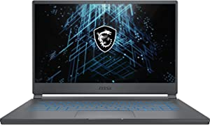 MSI Stealth 15M Gaming & Business Laptop (Intel i7-1185G7 4-Core, 32GB RAM, 1TB PCIe SSD, 15.6